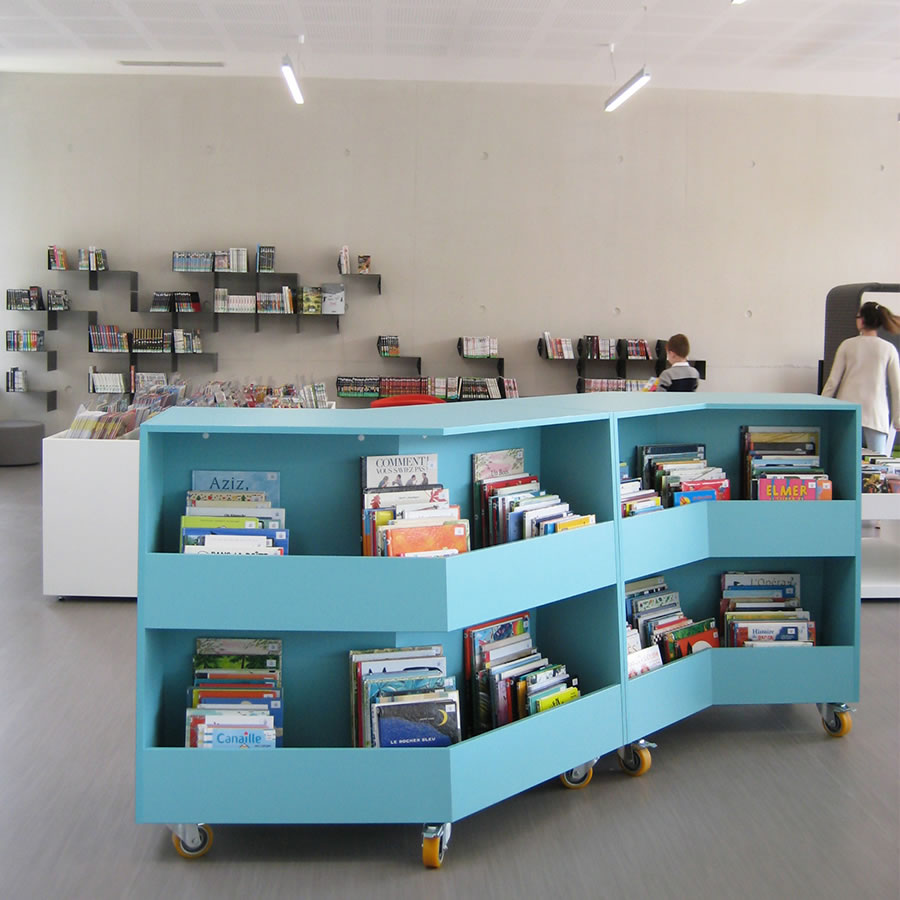 IDM Library - Bac 135 °