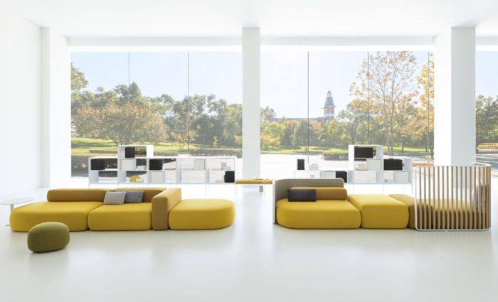 IDM Library - Esprit Médiathèque La Source Le Bouscat