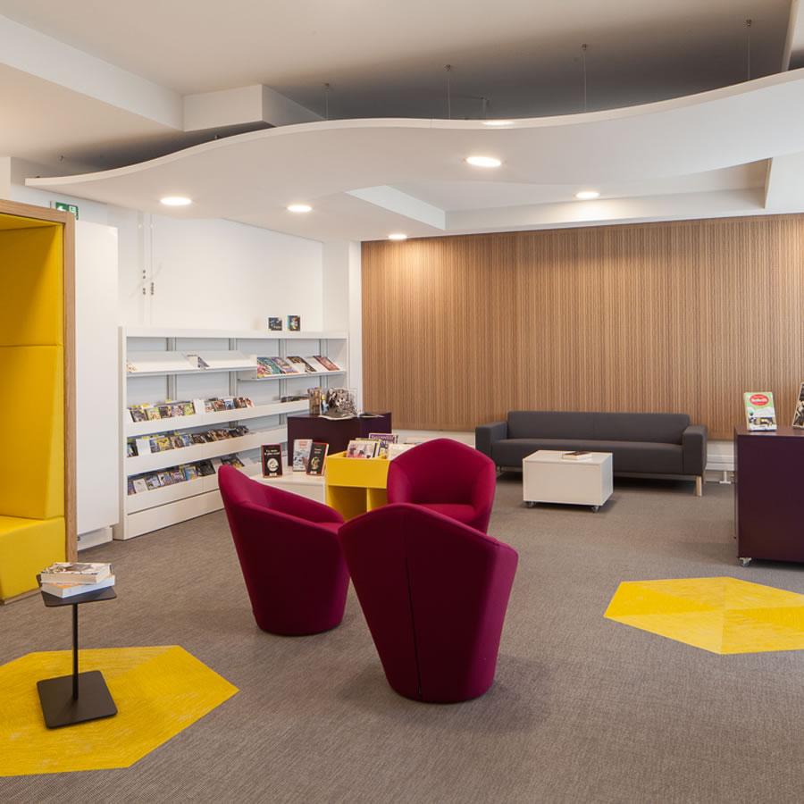 IDM Library - Esprit Médiathèque AA