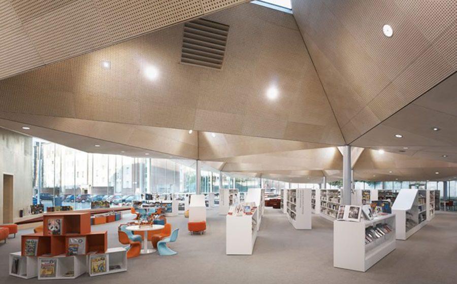 IDM Library - Médiathèque de la Madeleine