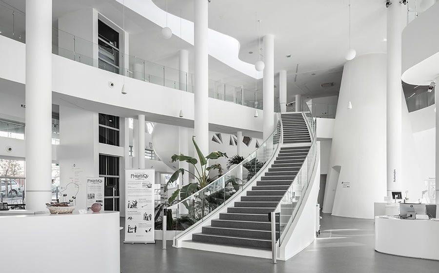 IDM Library - Médiathèque La passerelle Vitrolles