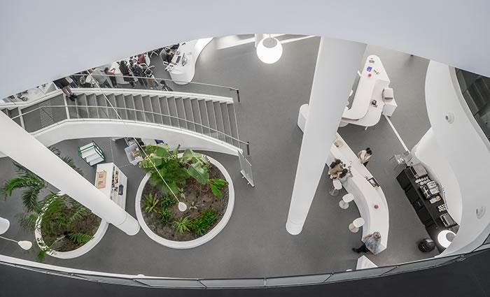 IDM Library - Médiathèque La passerelle Vitrolles - Aménagement Espace