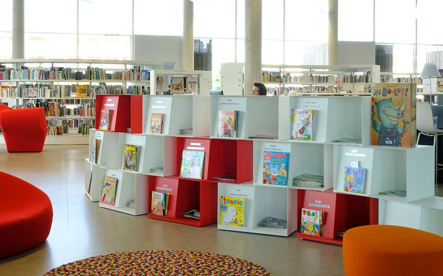 IDM Library - Mediathèque Le mix Mourens