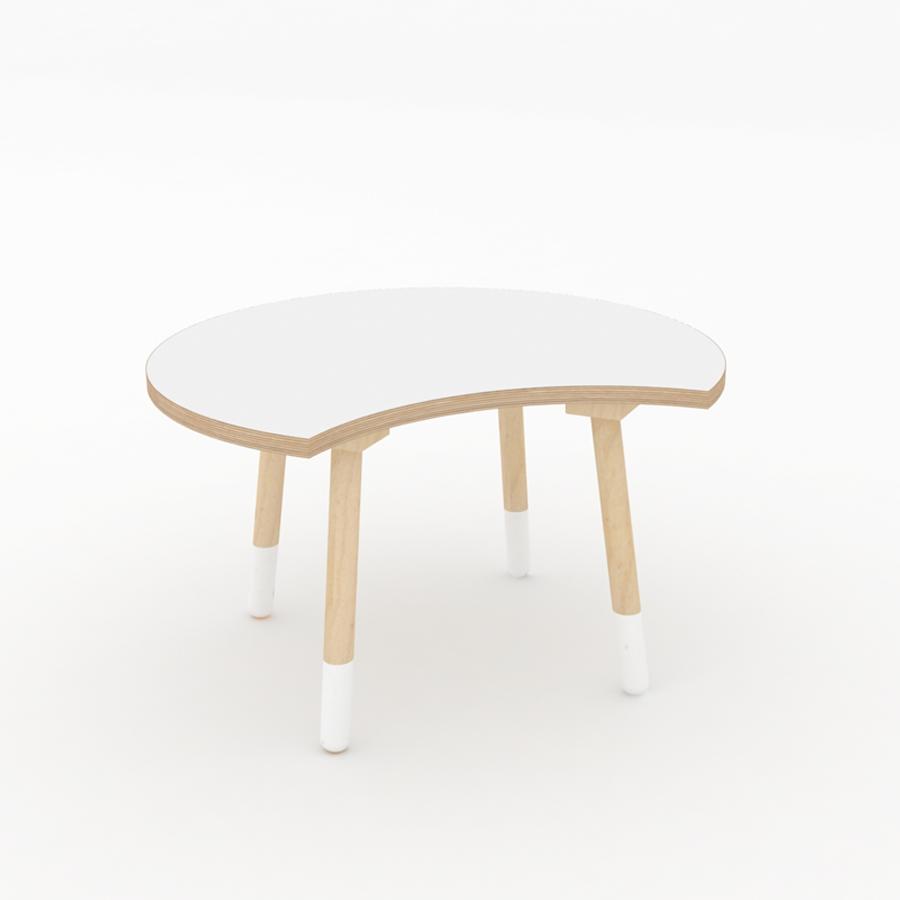 Table choquette médiathèque