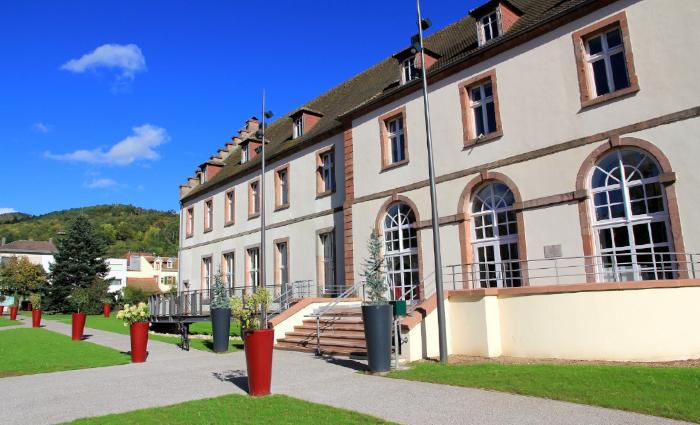 Médiathèque Munster aménagement